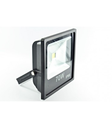 FOCO PROYECTOR LED EXTERIOR COB 70W IP67