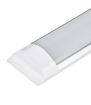 TUBO BARRA LINEAL LED SUPERFICIE 600 MM 20W