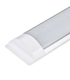 TUBO BARRA LINEAL LED SUPERFICIE 1.200 MM 40W
