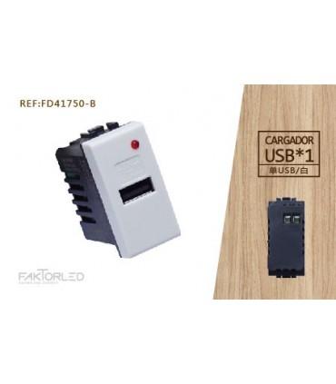 TOMA USB/CARGADOR