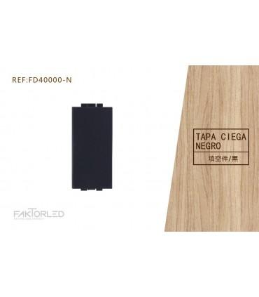 TECLA TAPA PARTIDA PARA INTERRUPTOR/CONMUTADOR DOBLE