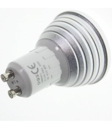 BOMBILLA LED GU10 3W RGB