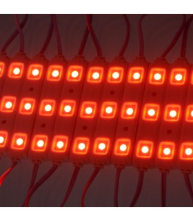 MODULO LED COLOR ROJO 0,75W/UD 3 CHIPS