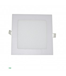 PLACA LED CUADRADA 9W