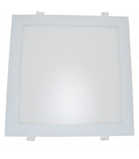PLACA LED CUADRADA 24W