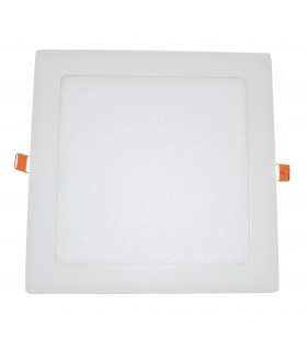 PLACA LED CUADRADA 18W