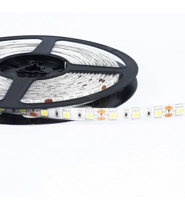 TIRA DE LED 12v SMD 5050 IP65