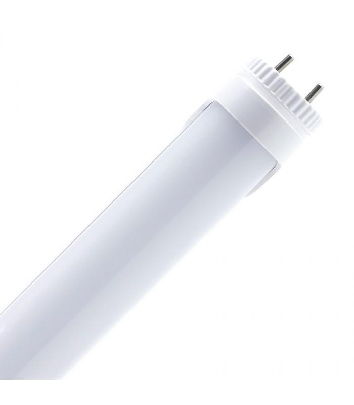 TUBO LED T8 ALUMINIO PC 1200 MM 18W CONEX UN LADO