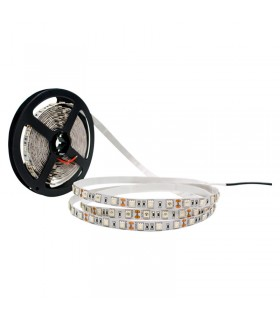 TIRA LED 12V SMD 5050 IP20 AZUL 14,4W/M