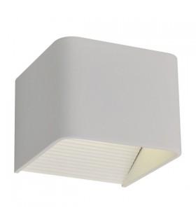 APLIQUE PARED CUBO BLANCO 3W 3000K