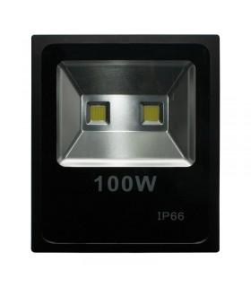 FOCO PROYECTOR LED EXTERIOR COB 100W IP66