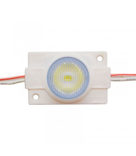 MODULO LED COLOR BLANCO 1.32 W/UNIDAD REDONDO IP65