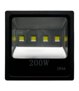 FOCO PROYECTOR LED EXTERIOR COB 200W IP66