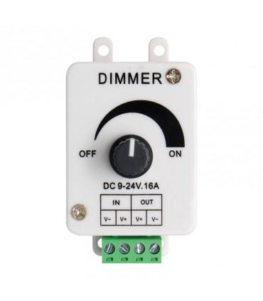 DIMMER CONTROL TIRA LED 12A 12-24V MONOCOLOR