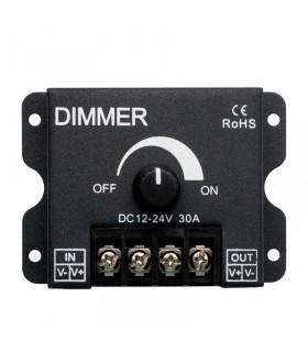 DIMMER CONTROL TIRA LED 30A 12-24V MONOCOLOR