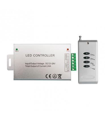 CONTROL REMOTO TIRA LED 12V RGB 144V