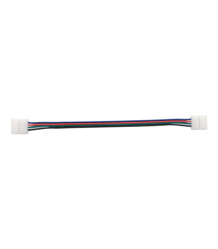 CABLE CONECTOR PARA TIRA DE 12V RGB