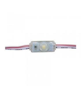 MODULO LED 0,3W/UNIDAD MINI COLOR BLANCO 1 CHIP