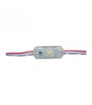 MODULO LED 0,3W/UNIDAD MINI COLOR BLANCO 1 CHIP