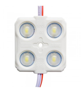 MODULO LED COLOR BLANCO 2W/UNIDAD 4 CHIPS IP65