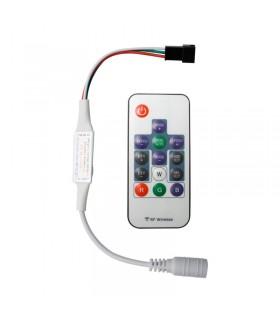 CONTROL REMOTO MODULO LED 12V RGB