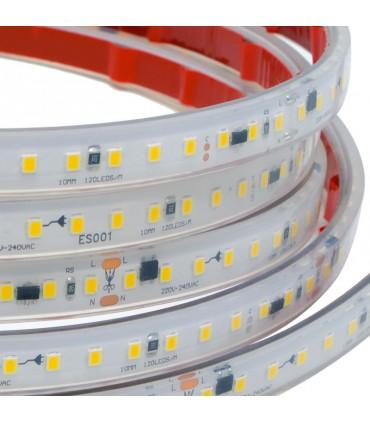 TIRA LED 220V 2835 IP65 120 CH 17W/M