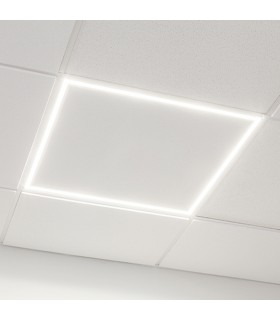 MARCO LUMINOSO PANEL LED 60X60 48W