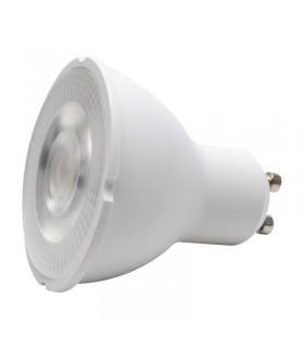 BOMBILLA LED REGULABLE GU10 7W 120º