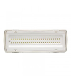 LUZ LED EMERGENCIA SUPERFICIE 4W IP20
