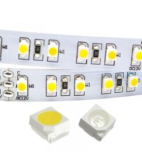 TIRA LED DOBLE CHIP 3000K-6000K IP33 12V