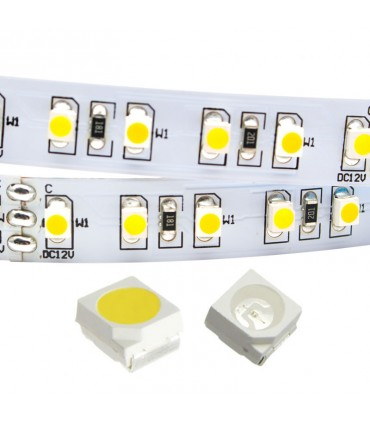 TIRA LED DOBLE CHIP 3000K-6000K IP33 12V