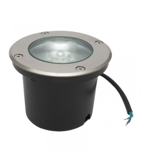 FOCO LED EMPOTRABLE SUELO 12W 220v