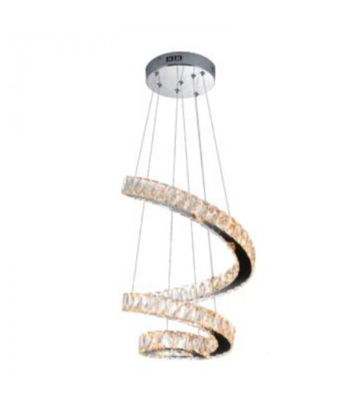 LAMPARA COLGANTE 63W - 3 TONOS DE LUZ