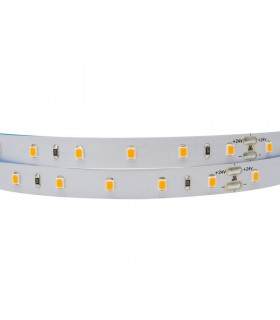 TIRA FLEXIBLE 60 LED/M IP33 24V EXTRA CALIDA - 2200K-2400K