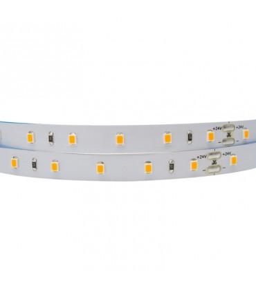 TIRA FLEXIBLE 60 LED/M IP33 24V EXTRA CALIDA - 2200K-2400K