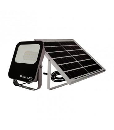 PROYECTOR EXTERIOR SOLAR 100W 6000K 2780LM 6V/15W DC3. 2V IP65