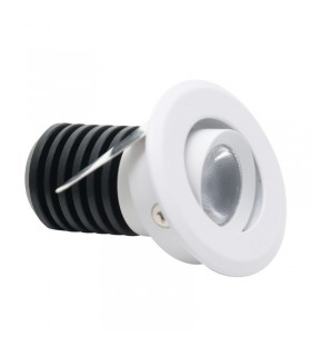 MINI FOCO DOWNLIGHT BLANCO 3W 3000K