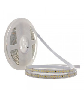TIRA LED 24V 180 CHIPS 2835 IP67 18W 10 MM 5 MTS 4000K