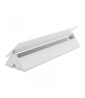 APLIQUE DE PARED BLANCO 10W 1600LM IP20 4000K
