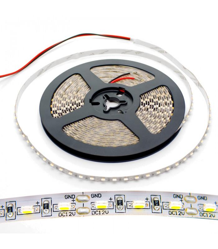 TIRA LED 12V IP20 LATERAL 120 CHIPS/M 6000-6500K