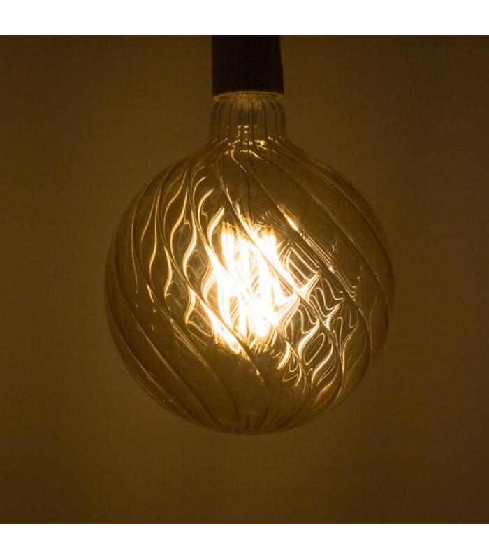 BOMBILLA LED FILAMENTO 8W E27 G150A 2700K