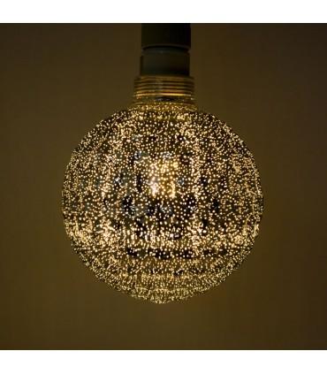 BOMBILLA LED FILAMENTO 8W E27 G150 2700K