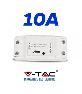 INTERRUPTOR INALAMBRICO V-TAC SMART HOME WIFI IP20