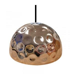 LAMPARA COLGANTE COBRE 3