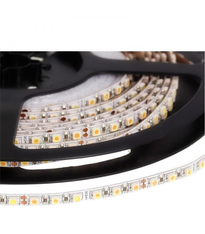 TIRA LED 24V 2835 5MM 10W