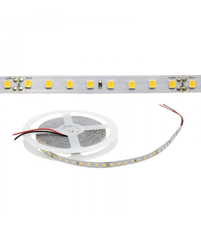 TIRA LED 24V 6000K IP20 112CHIP/M 10W/M