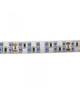 TIRA LED 24V 2835 IP20 240CH 20W/M AZUL