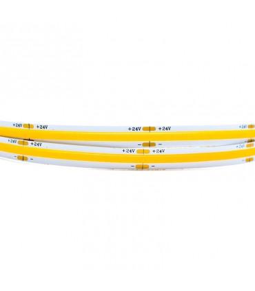 TIRA LED 24V 14W/M COB 4000K 5 METROS