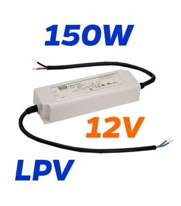 FUENTE ALIMENTACION 12V 150W LPV MW