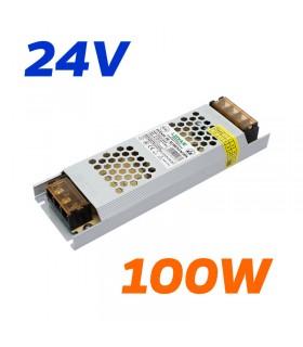 FUENTE ALIMENTACION 24V 100W IP20 4.2A LH